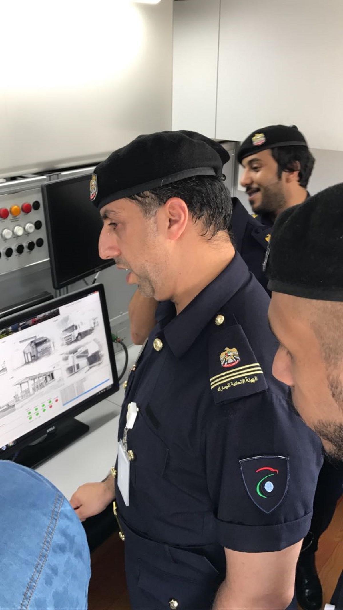 تطبيق نظام إلكتروني جمركي موحد على مستوى الإمارات