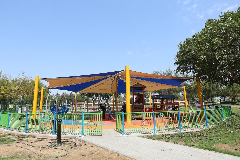 بلدية أبوظبي تنجز صيانة المرافق العامة استعدادا لعيد الأضحى
