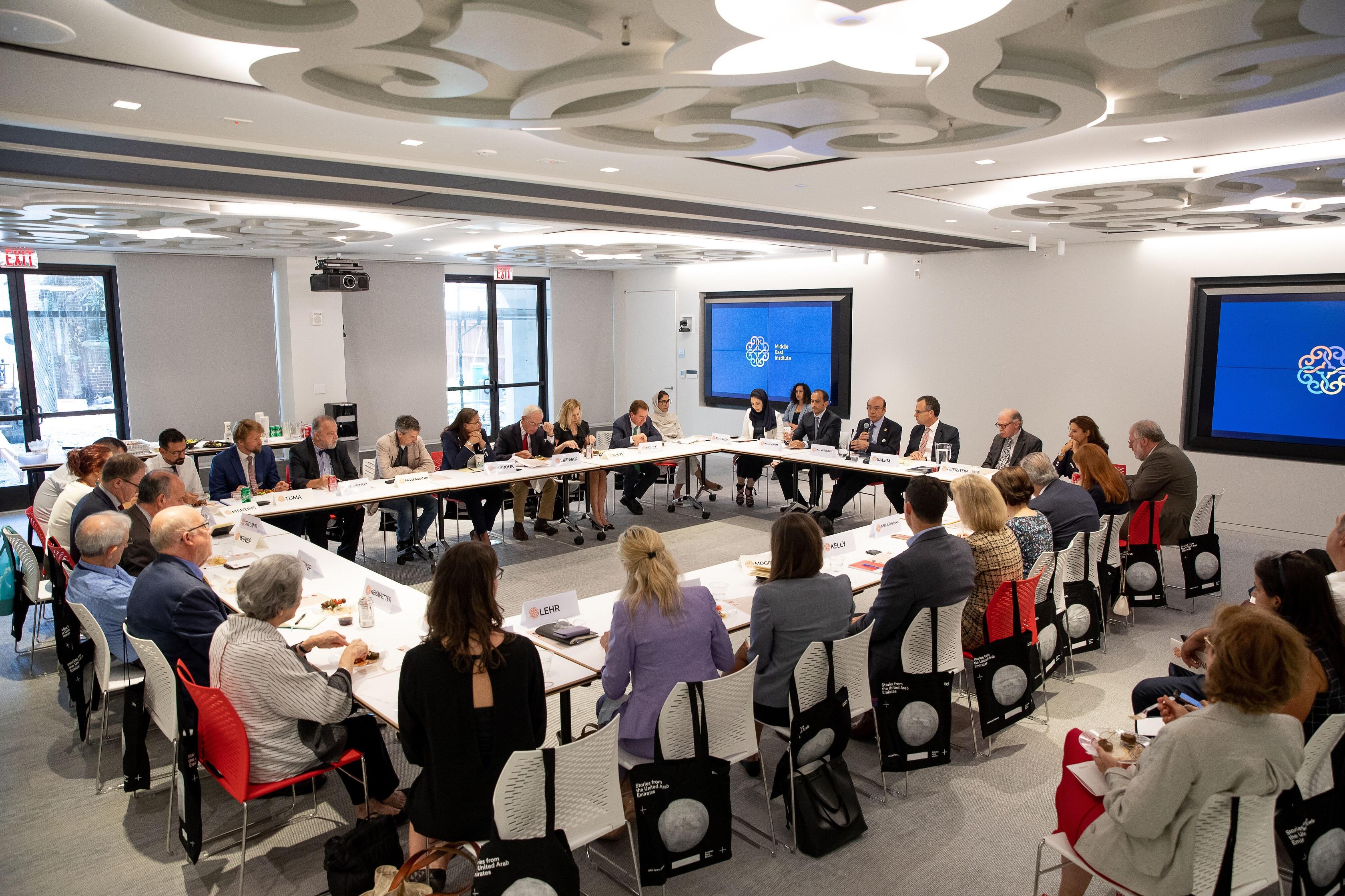 زكي نسيبة : الدبلوماسية الثقافية للامارات خلقت أدوات جديدة لإنشاء شراكات عالمية طويلة الأمد
