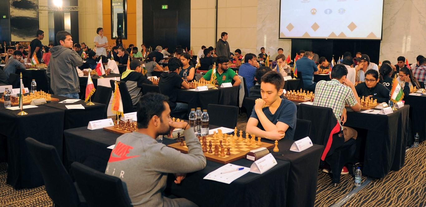 مشاركة متميزة لنادي تراث الإمارات في مهرجان أبوظبي للشطرنج