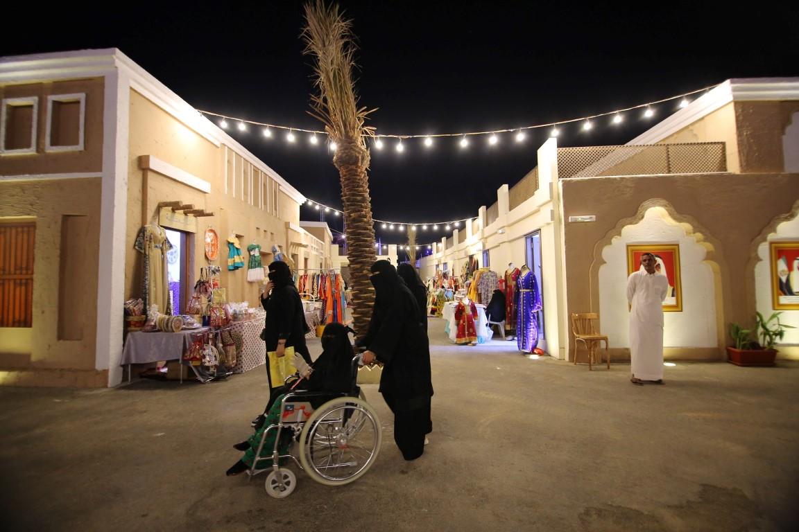 """التراث الإماراتي حاضر في النسخة الـ 13 من مهرجان """"سوق عكاظ"""" بالطائف"""
