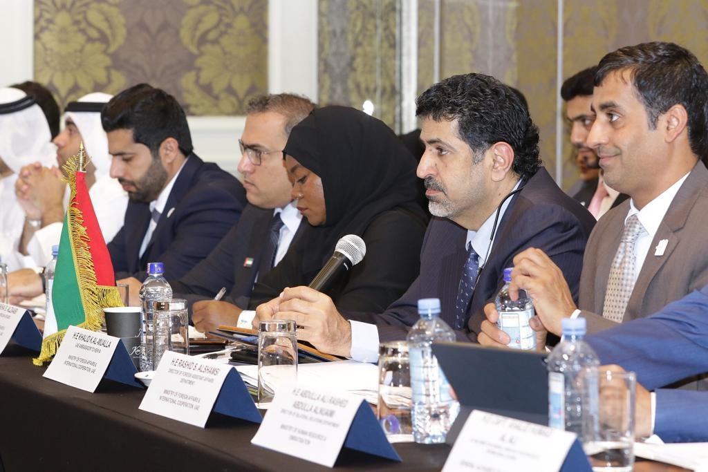 توقيع مذكرة تعاون بين الامارات وكينيا على هامش اجتماع اللجنة المشتركة الثالثة بين البلدين