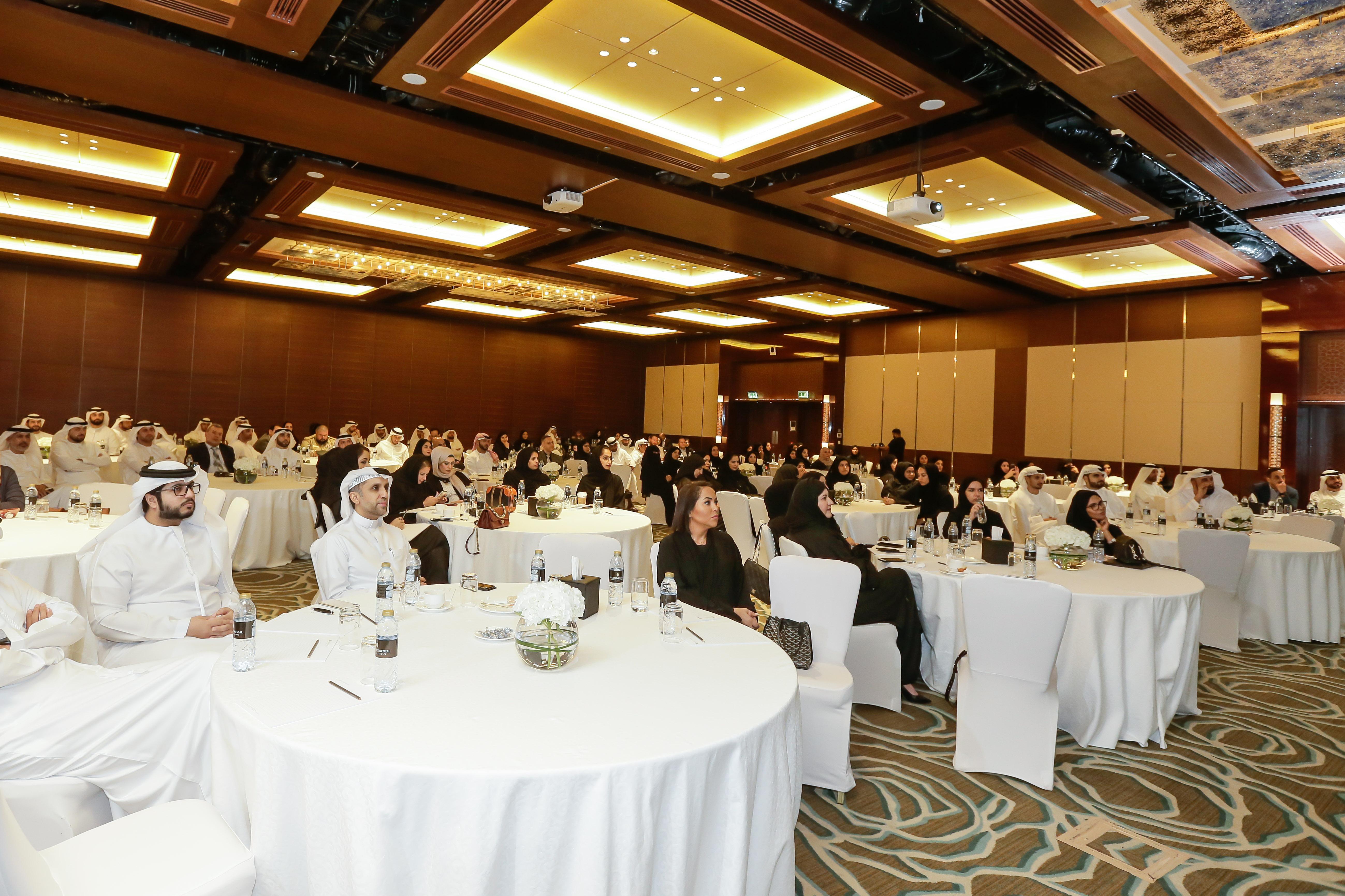 ملتقى الموارد البشرية يستعرض مستقبل التخصصات والوظائف في دوائر حكومة دبي
