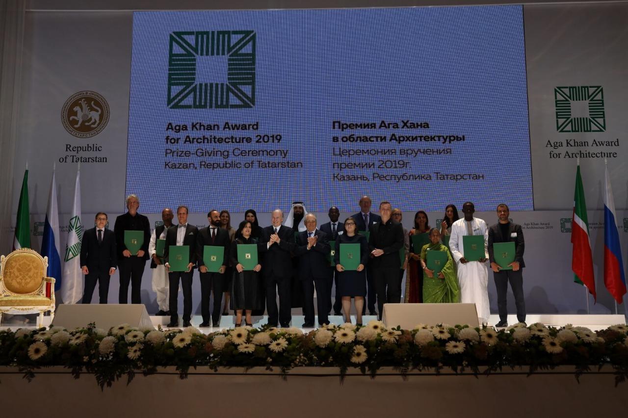 مركز واسط للأراضي الرطبة يفوز بجائزة الآغا خان للعمارة