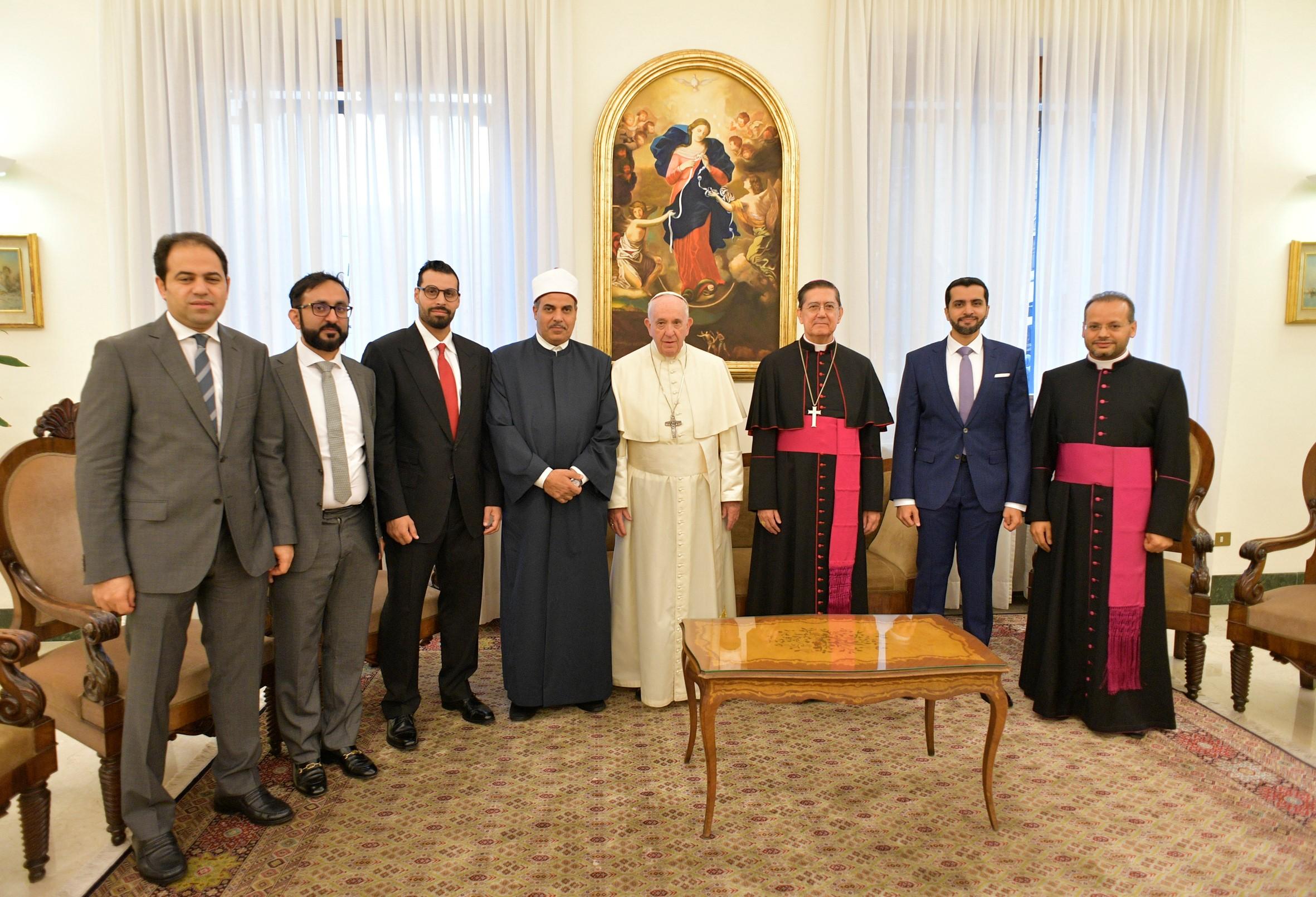 اللجنة العليا للأخوة الإنسانية تعقد اجتماعها الأول
