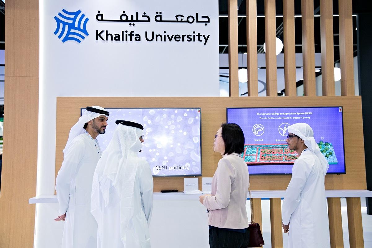 ابتكارات بحثية طلابية في مؤتمر الطاقة العالمي