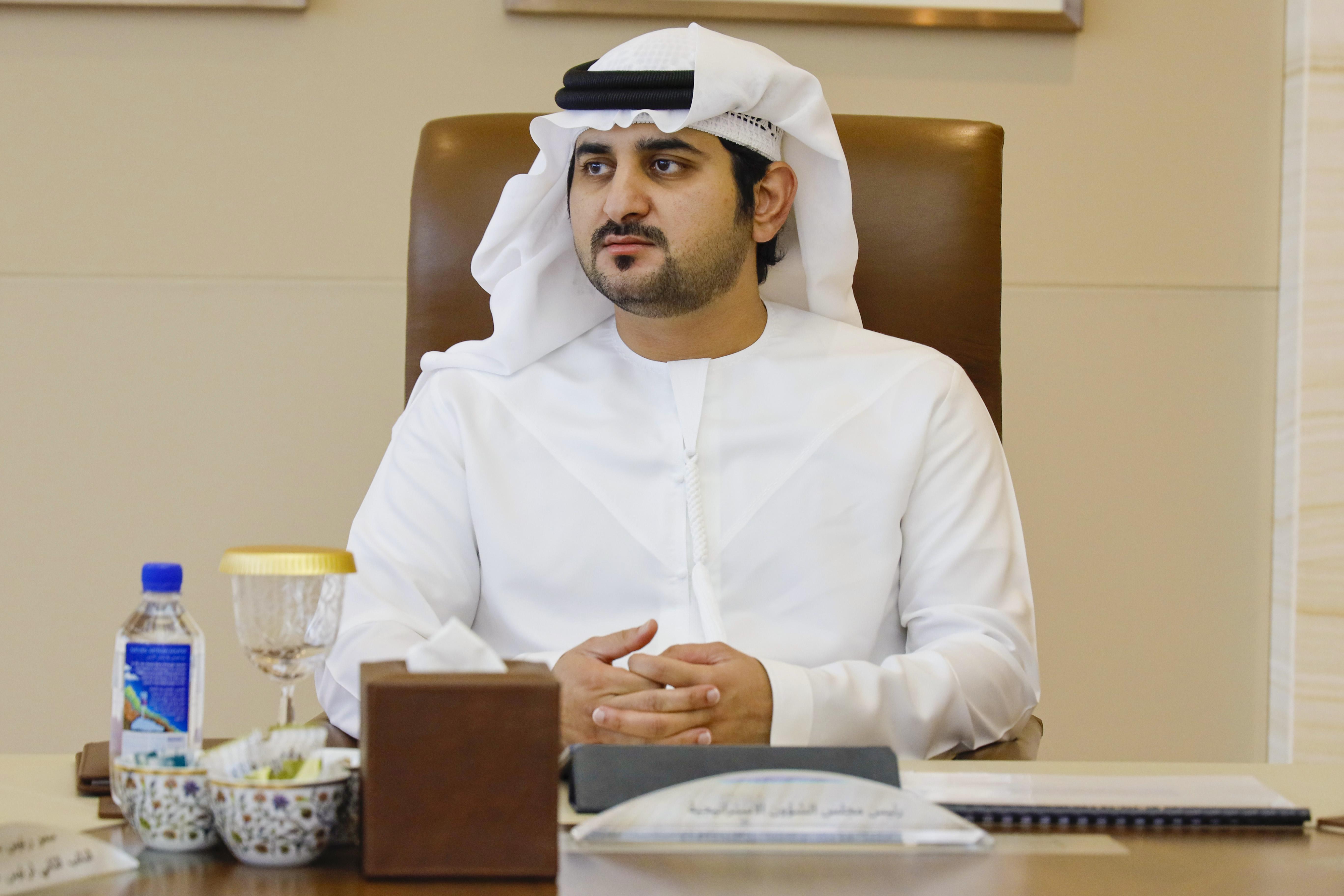 مكتوم بن محمد يترأس اجتماع مجلس الشؤون الاستراتيجية بتنفيذي دبي