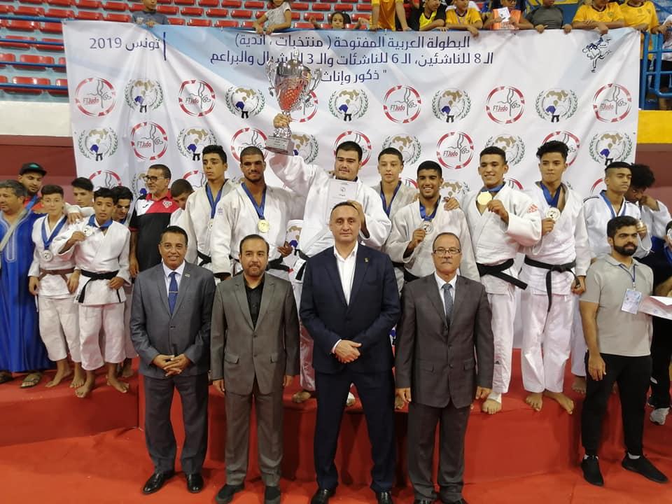 الأردن تستضيف البطولة العربية للجودو والكاتا نوفمبر المقبل