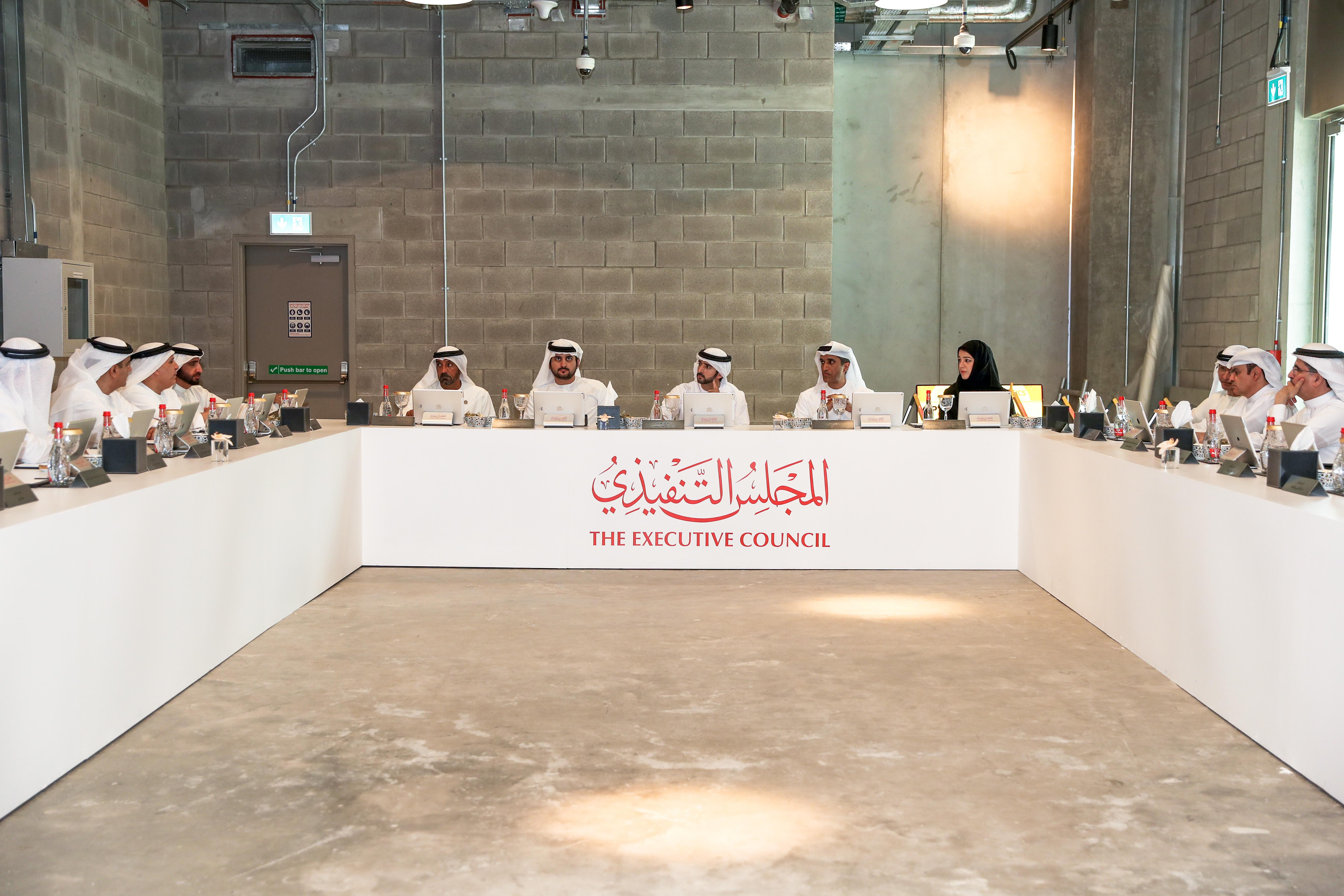 حمدان بن محمد يترأس اجتماعا استثنائيا لتنفيذي دبي بمقر إكسبو 2020