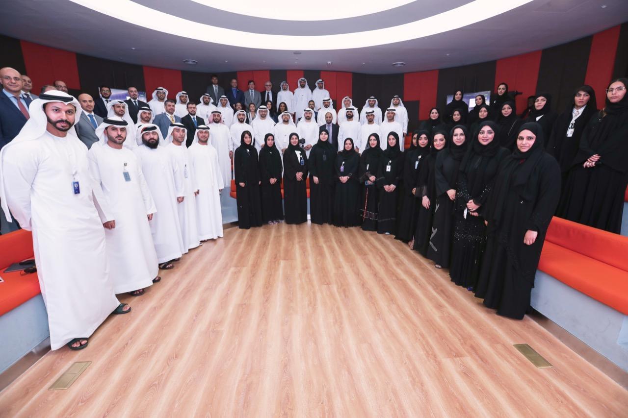 هيئة أبوظبي الرقمية تطلق هويتها المؤسسية الجديدة