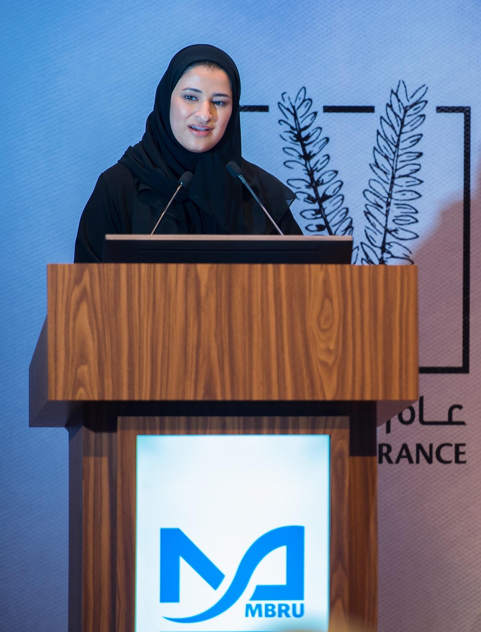 mohammed bin rashid university of medicine holds 4th white coat ceremony 1