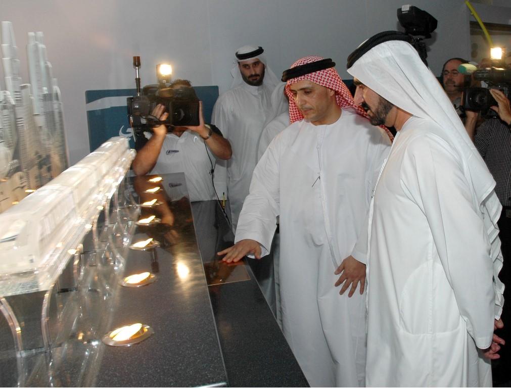 محمد بن راشد: مترو دبي ركيزة مهمة لبنيتنا الأساسية ومشروع حضاري يخدم المجتمع ويكفل راحة أفراده