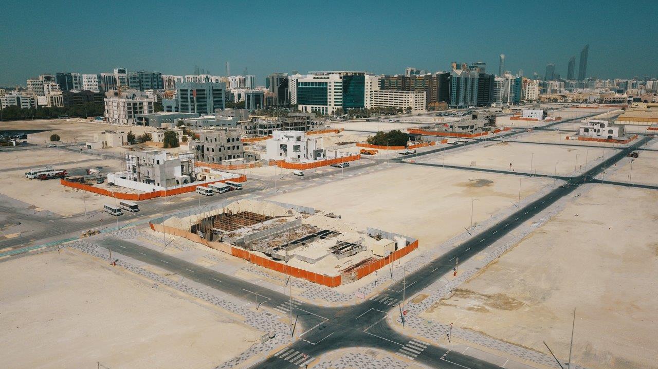 """""""مساندة"""" تنجز مشروع الطرق والبنية التحتية لمنطقة شرق 25"""