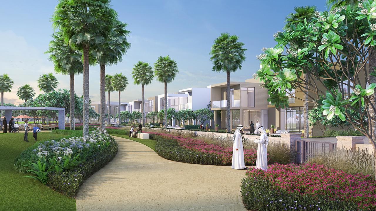 """مشروع """"الزاهية"""" بالشارقة يطلق أراض سكنية في حيّ """"الأوركيد"""""""