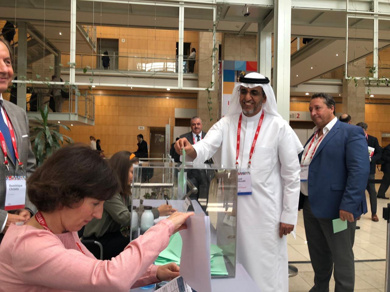 الإمارات عضواً في مجلس إدارة المنظمة الدولية للتقييس