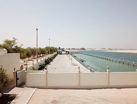 بلدية مدينة أبوظبي تنفذ مشروع طرق داخلية وبنية تحتية بمنطقة الباهية بتكلفة 311 مليون درهم