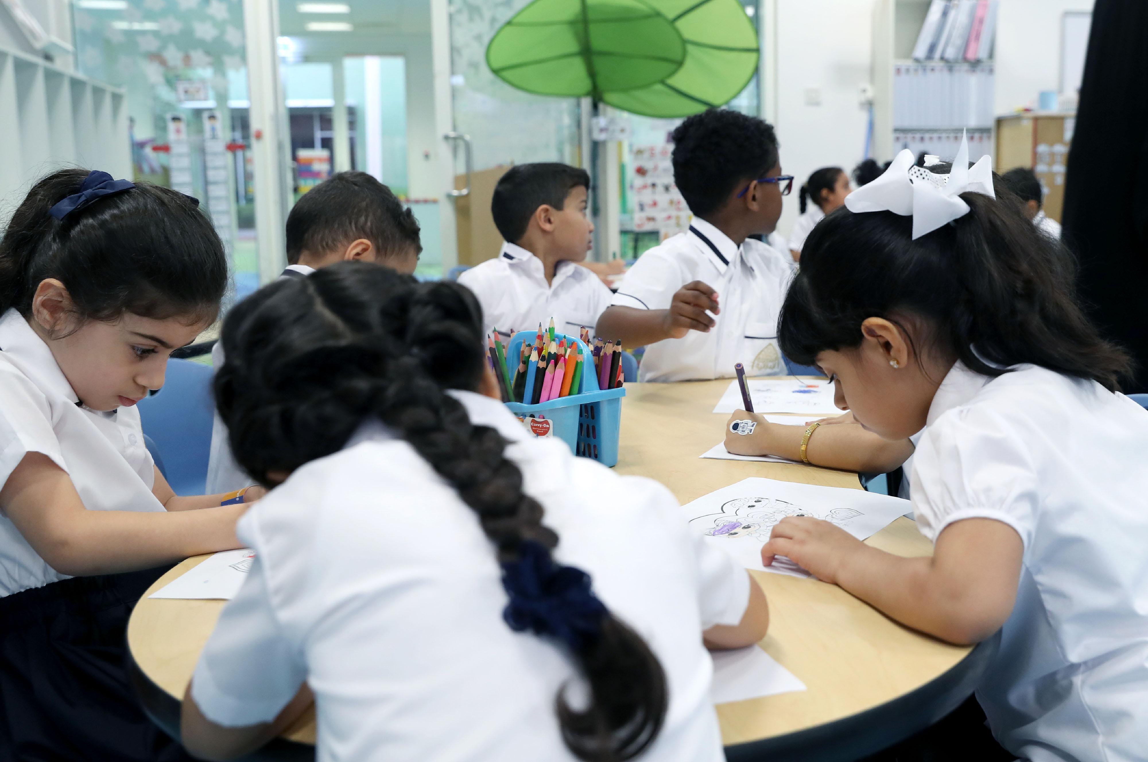 """""""المدرسة الإماراتية"""" .. تواصل رحلة إعداد قادة المستقبل"""