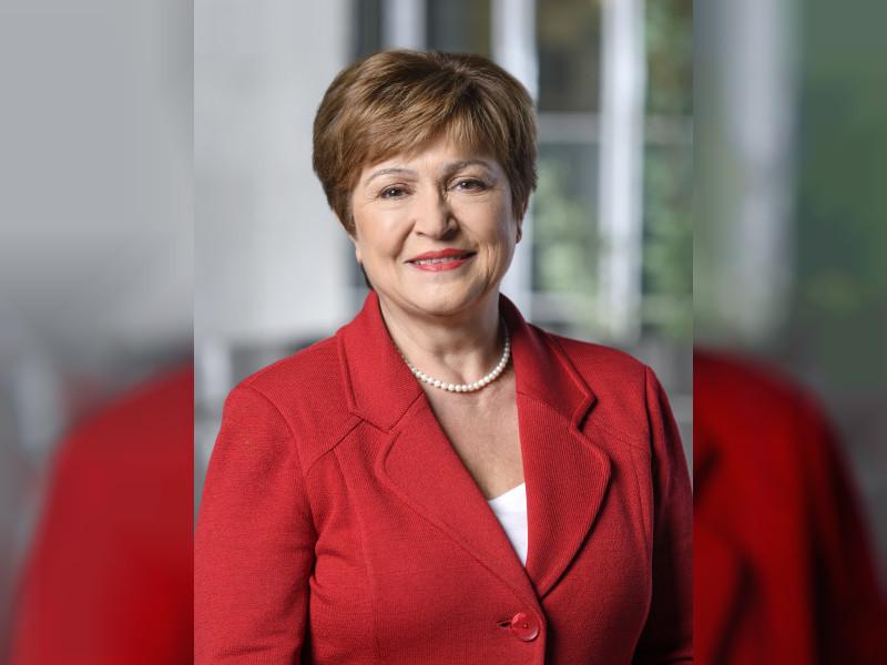 Kristalina Georgieva named IMF Managing-Director
