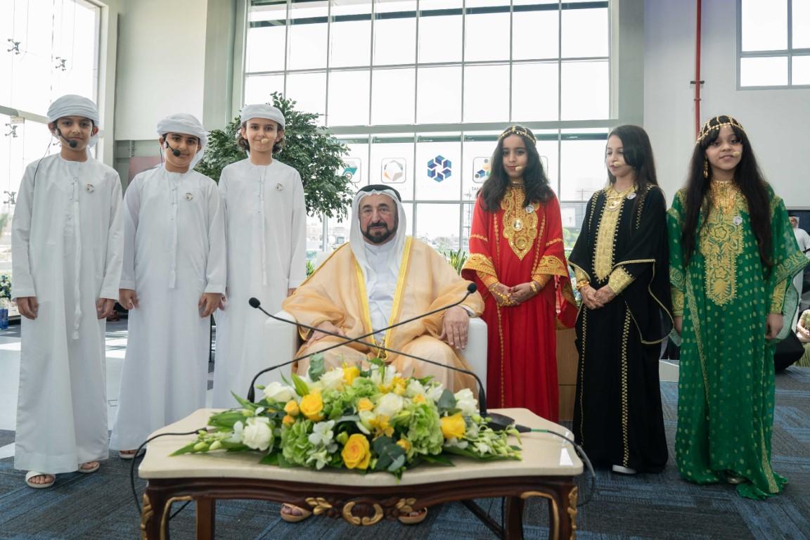 حاكم الشارقة يفتتح المقر الجديد لهيئة الشارقة للتعليم الخاص