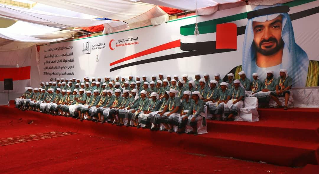 338 مليون درهم برامج ومساعدات الهلال الأحمر خارج الدولة خلال 9 أشهر