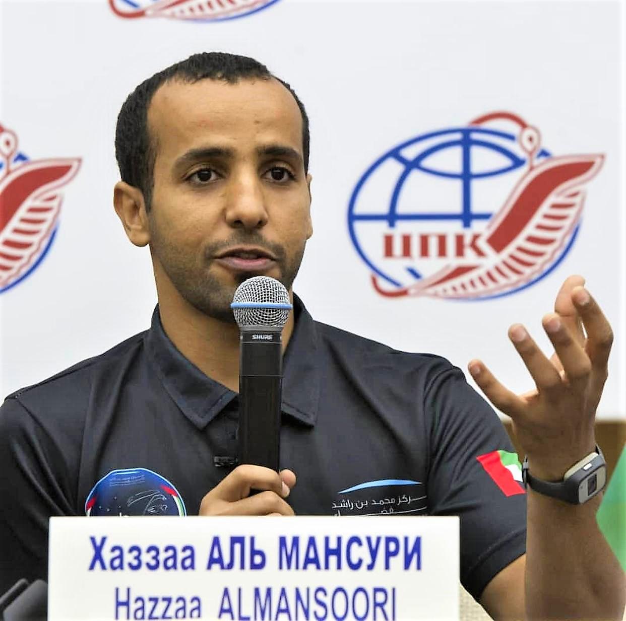 hazza al mansoori reveals post-flight details 4