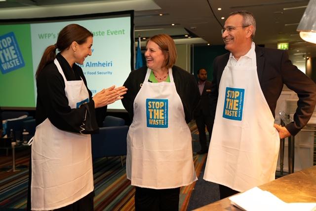 """""""برنامج الأغذية العالمي"""" يطلق مبادرة للحد من هدر الغذاء"""