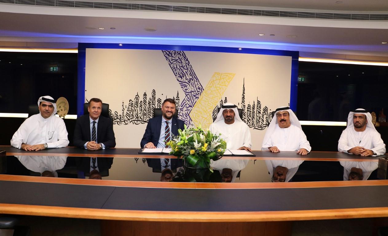 دبي لخدمات الملاحة الجوية تجدد اتفاقية التعاون المشترك مع مؤسسة سيركو