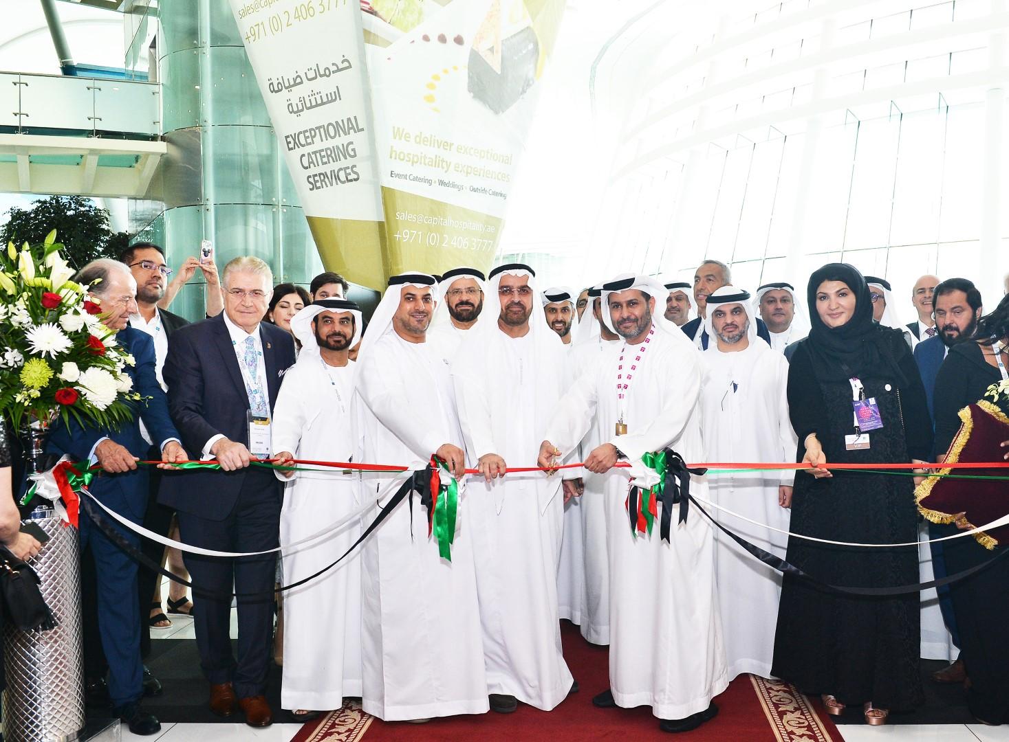 انطلاق معرض الفرانشايز العالمي في أبوظبي