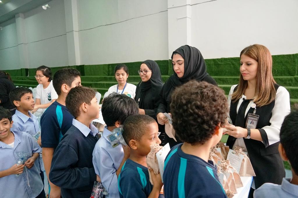 فعاليات توعوية في مجال سلامة الغذاء لأكثر من 5 آلاف طالب