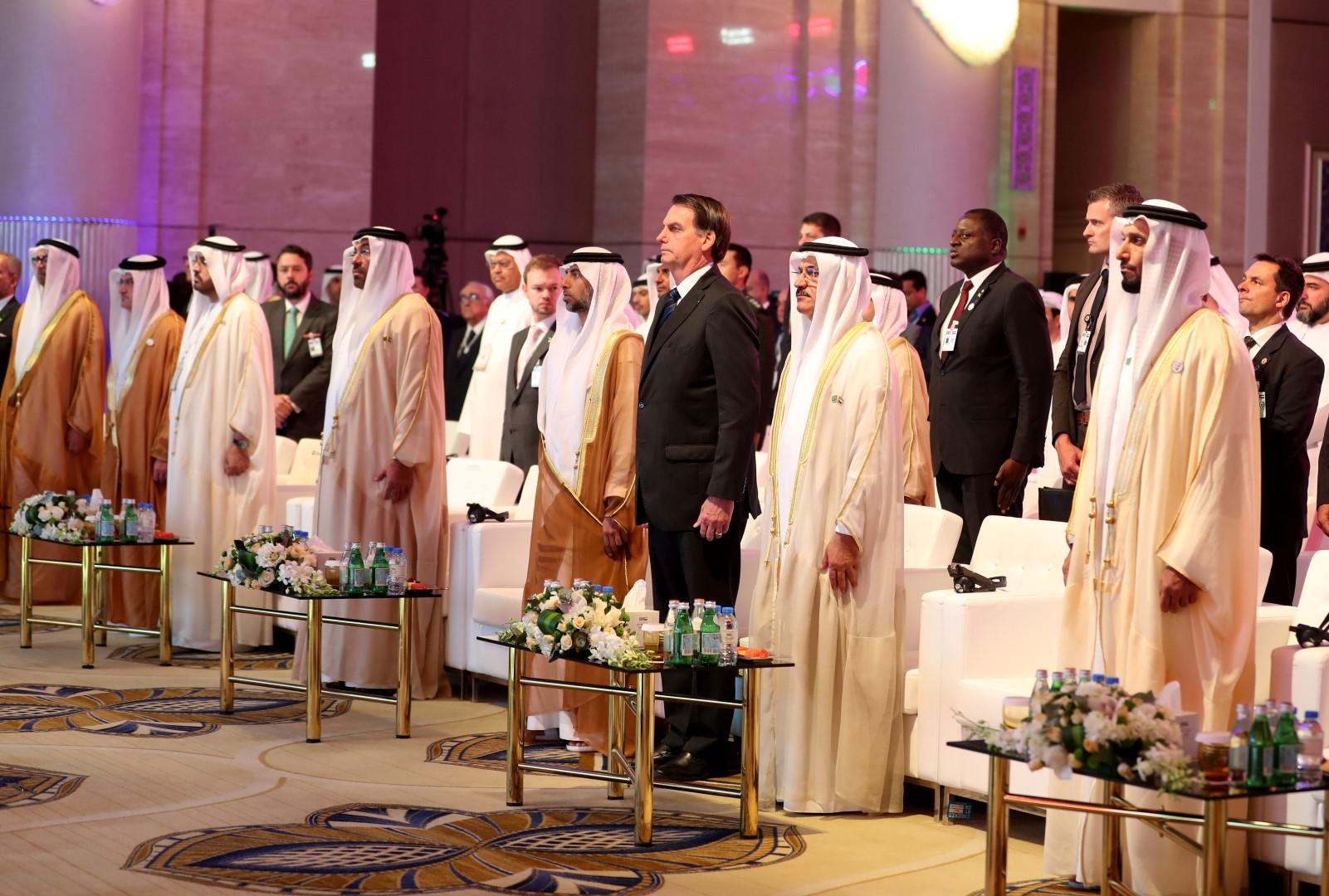 الرئيس البرازيلي يشيد بالعلاقات المتميزة مع الإمارات