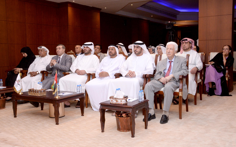 """"""" التسامح سلوك متجذر في الموروث الإماراتي """" موضوع محاضرة بمركز سلطان بن زايد"""