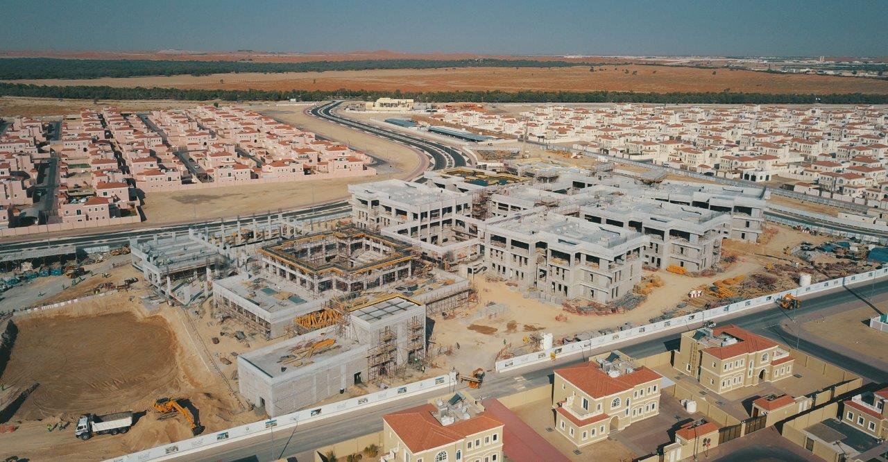 musanada commences construction of aed289.5 million schools in ain al fayda 1