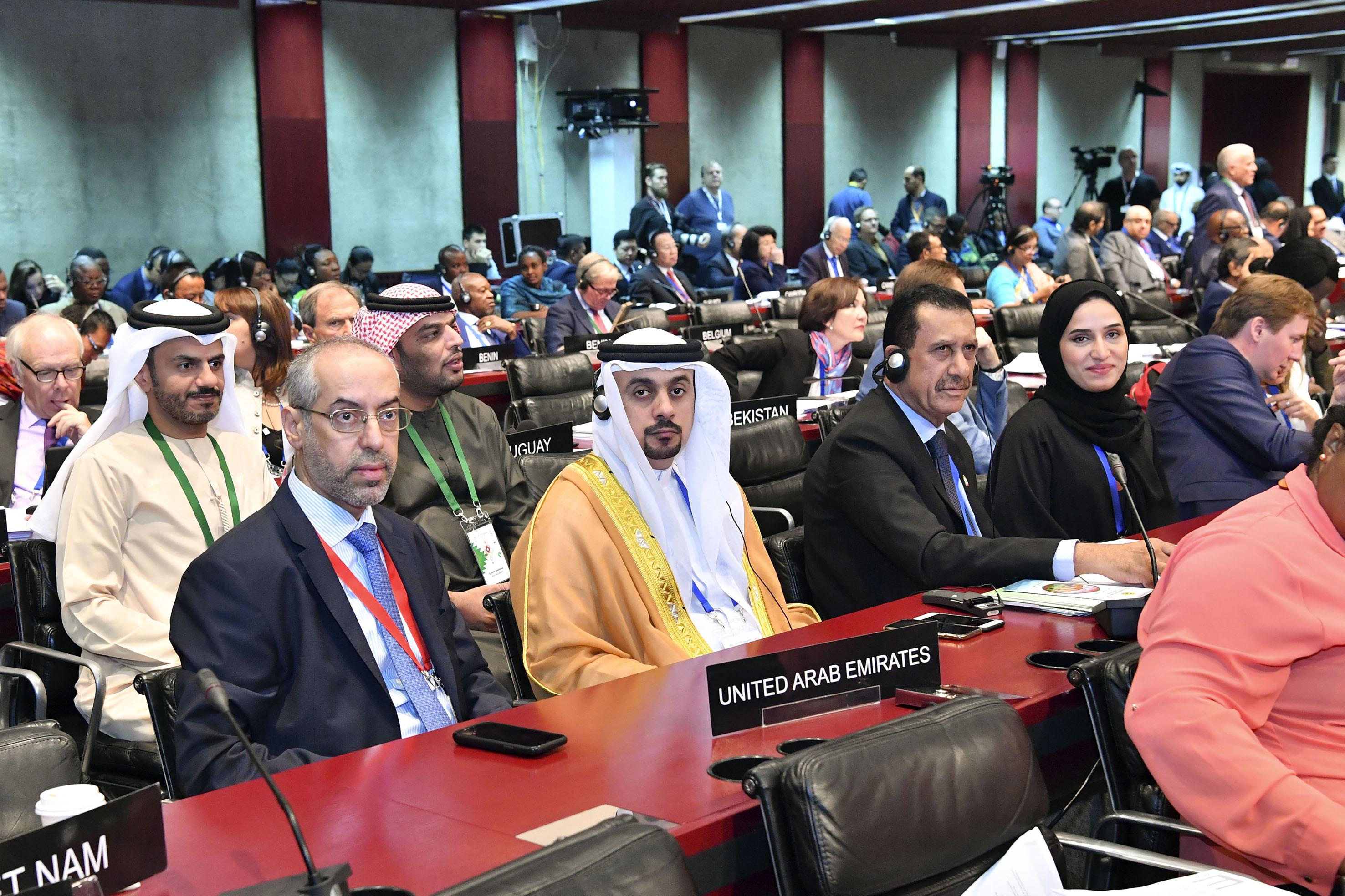 وفد المجلس الوطني الاتحادي يختتم مشاركته في اجتماعات الاتحاد البرلماني الدولي