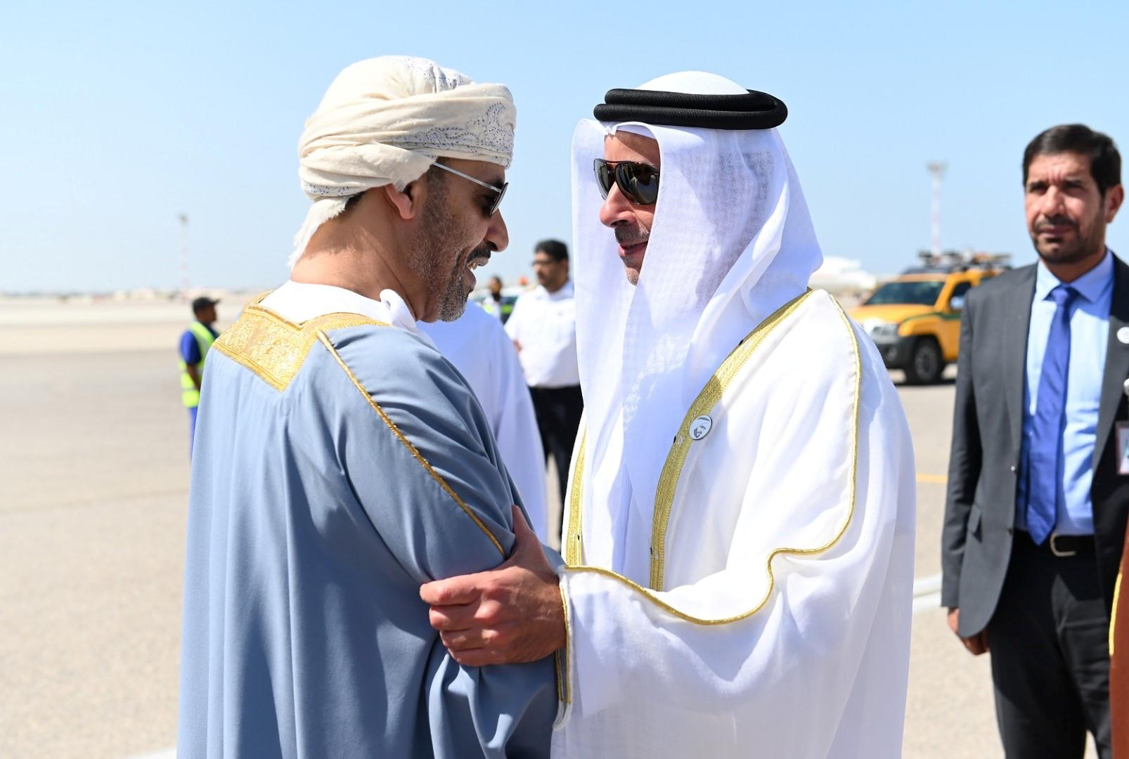 """سيف بن زايد يرأس وفد الدولة لاجتماع وزراء داخلية """" التعاون """" في مسقط"""