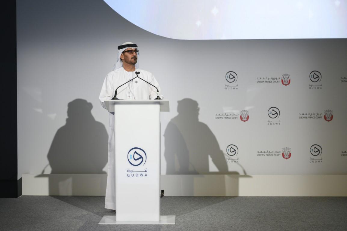 """سيف بن زايد يشهد ختام فعاليات """"قدوة 2019"""" في أبوظبي"""