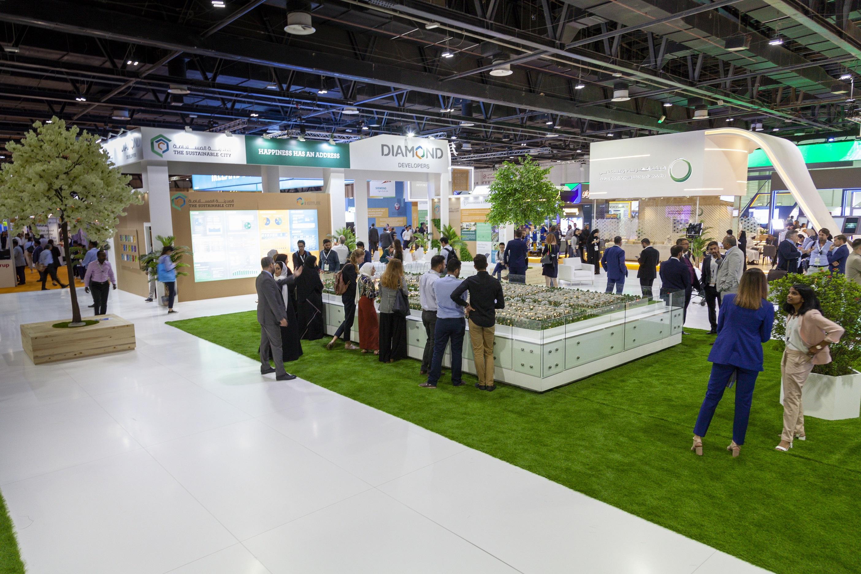 المدينة المستدامة في دبي تصدر تقريرها السنوي الثاني حول بصمتها الكربونية