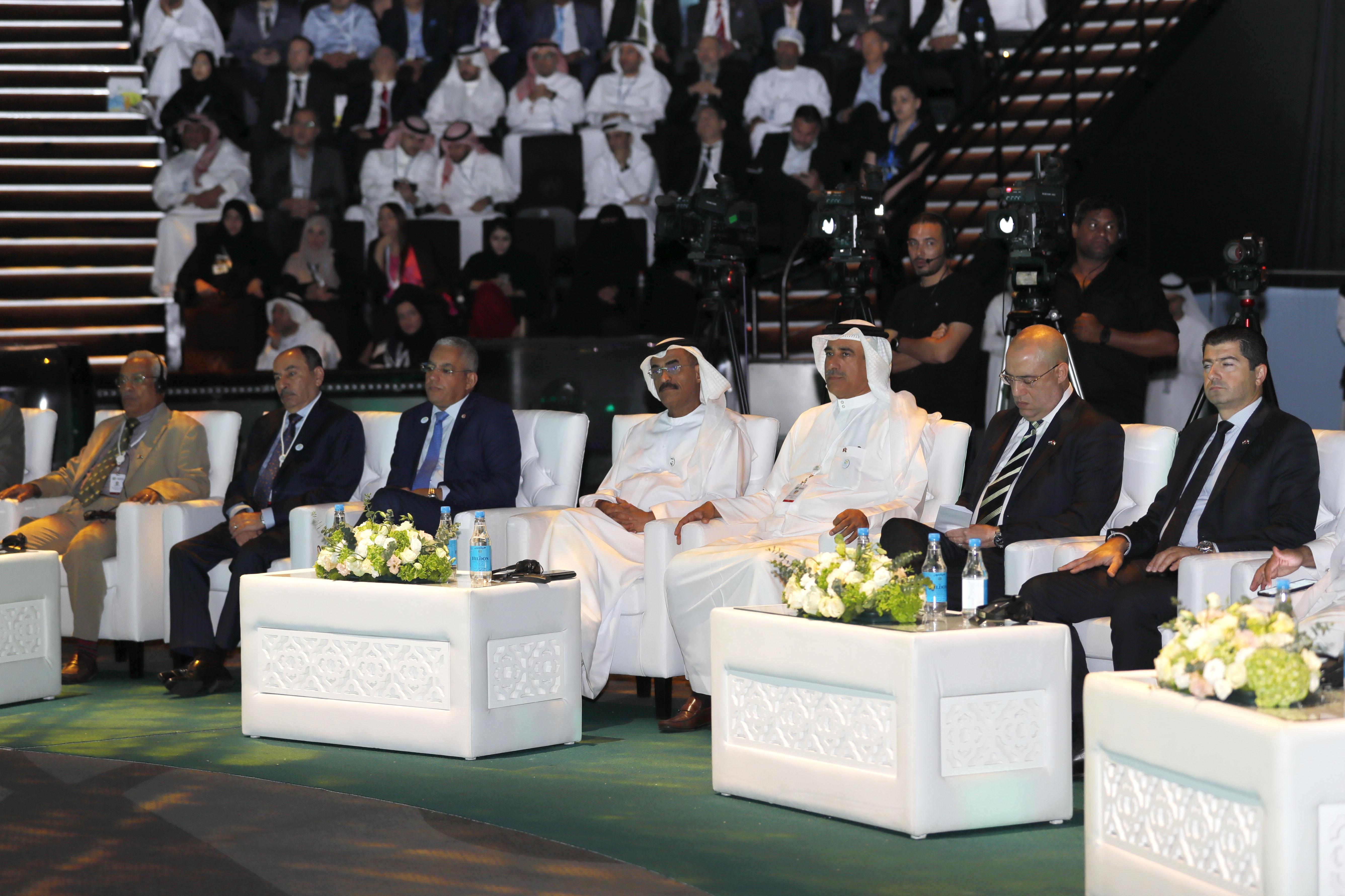 برعاية محمد بن راشد..انطلاق المنتدى الوزاري العربي للإسكان والتنمية الحضرية في دبي