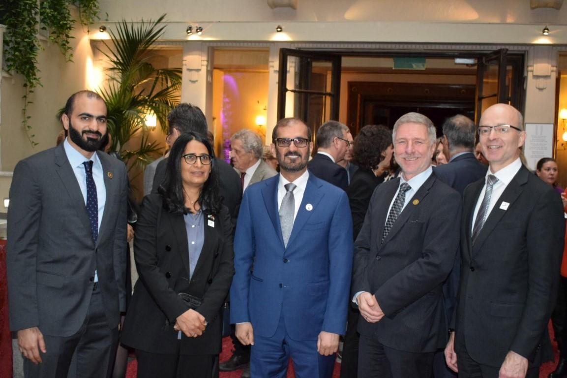 سفارات الدولة تنظم فعاليات ترويجية بمناسبة بدء العد التنازلي لانطلاقة اكسبو 2020 دبي