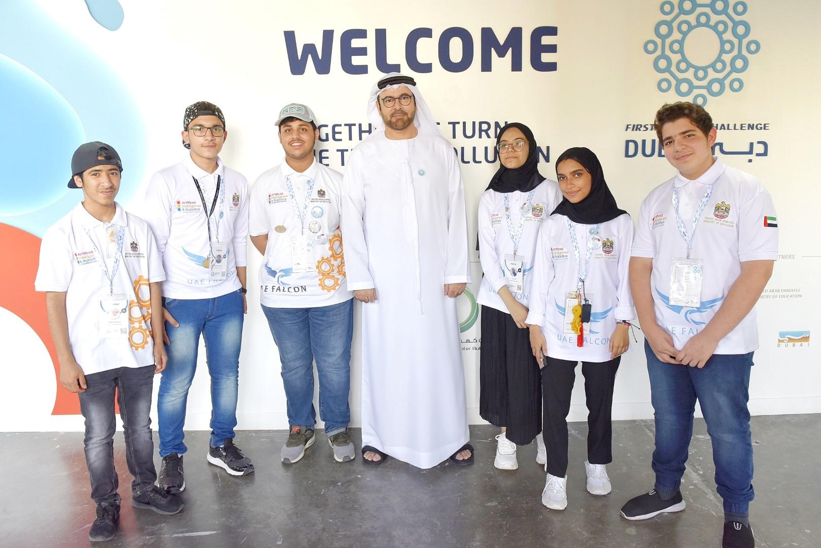 محمد القرقاوي : الإمارات منصة عالمية لمشاركة المعارف الإنسانية ومركز للتعاون في صناعة المستقبل وخير المجتمعات