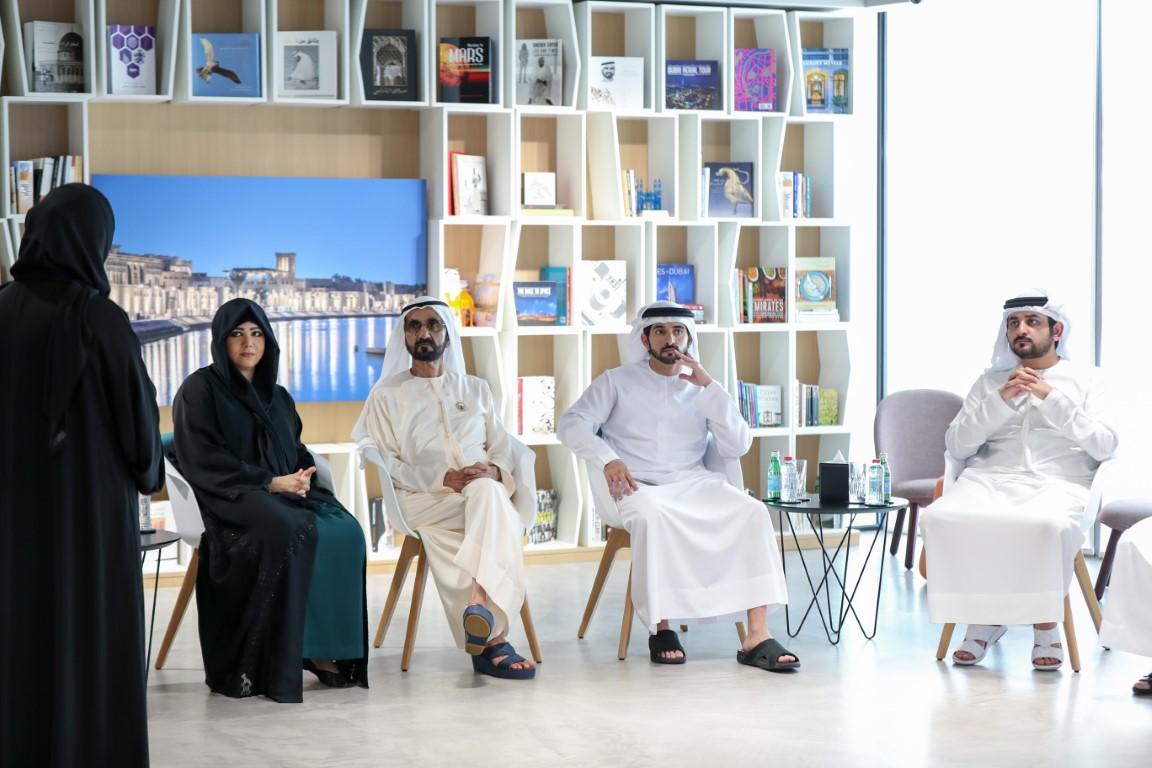 محمد بن راشد يعتمد رؤية دبي الثقافية الجديدة