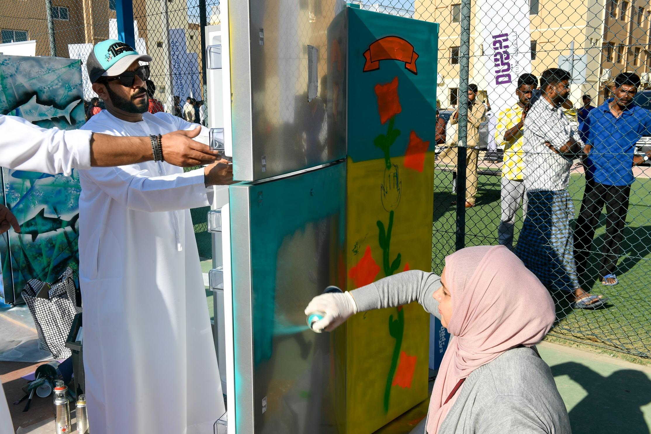 """""""دبي للثقافة"""" تكمل مشوار التسامح من خلال """"أبطال الصيف"""""""