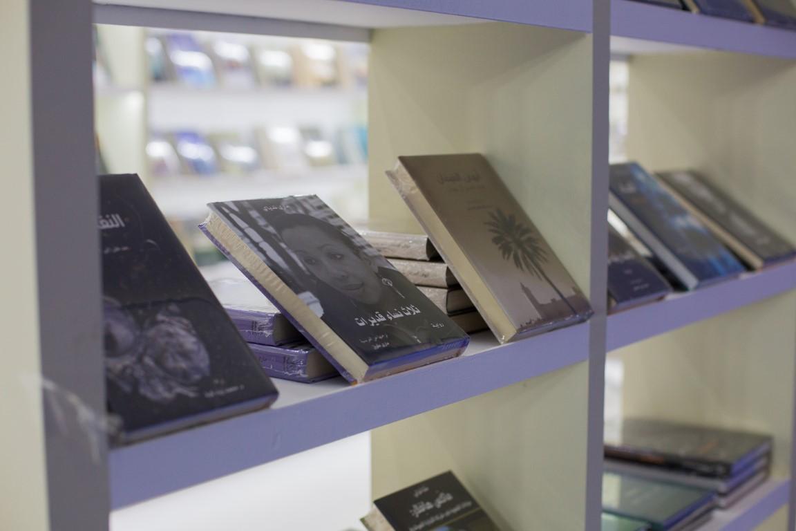 انطلاق الدورة الثانية من معرض الظفرة للكتاب 25 نوفمبر