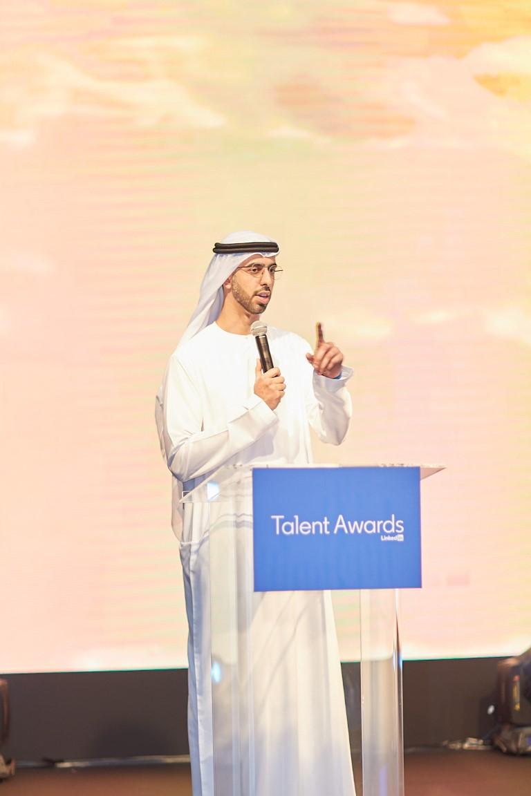 """تكريم الفائزين بجوائز"""" لينكدإن """" للمواهب في الشرق الأوسط وشمال أفريقيا للعام 2019"""