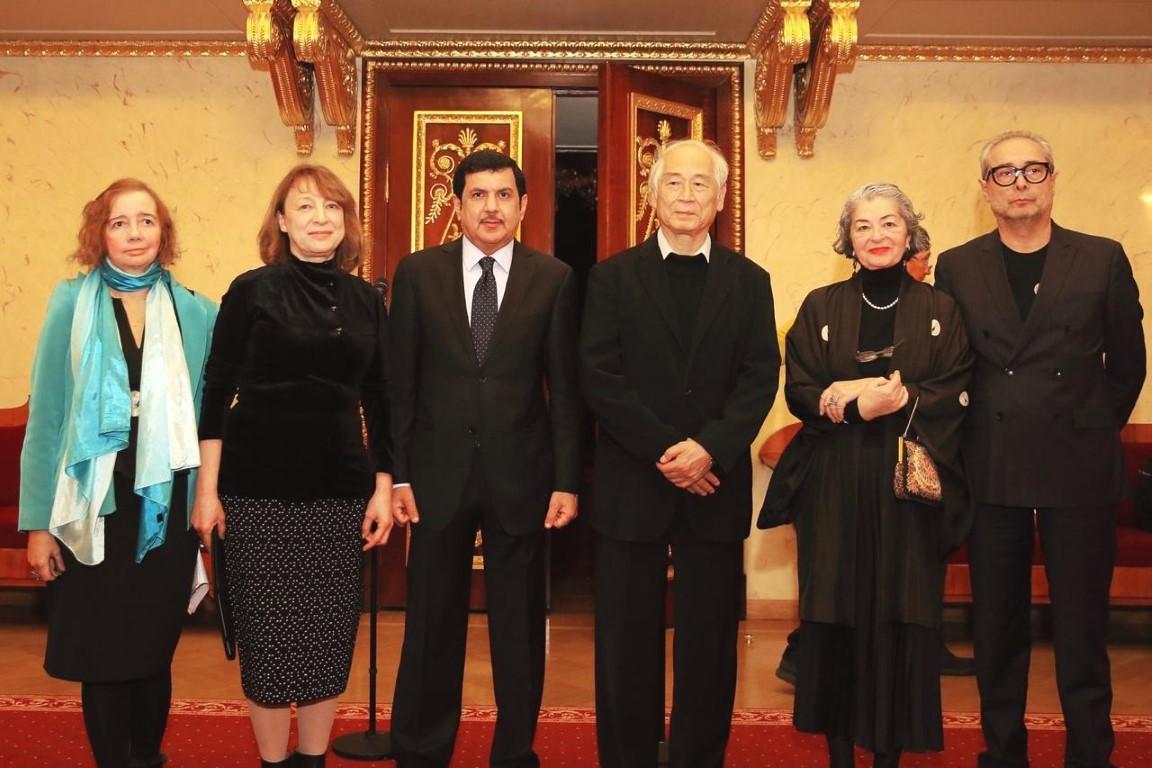 """""""الدولية للمسرح"""" تكرم الفيلسوف الياباني تاداشي سوزوكي بجائزة """"يوري لايبيموف"""""""