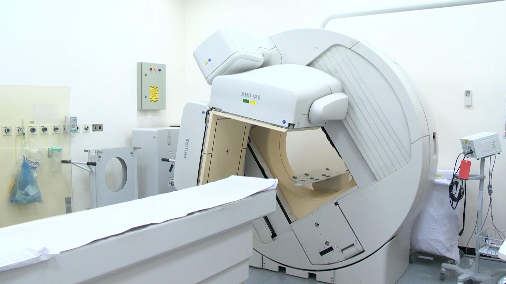 """تقرير/ """"صحة"""" تستخدم أحدث تقنيات العلاج بالطب النووي وفق المعايير العالمية"""