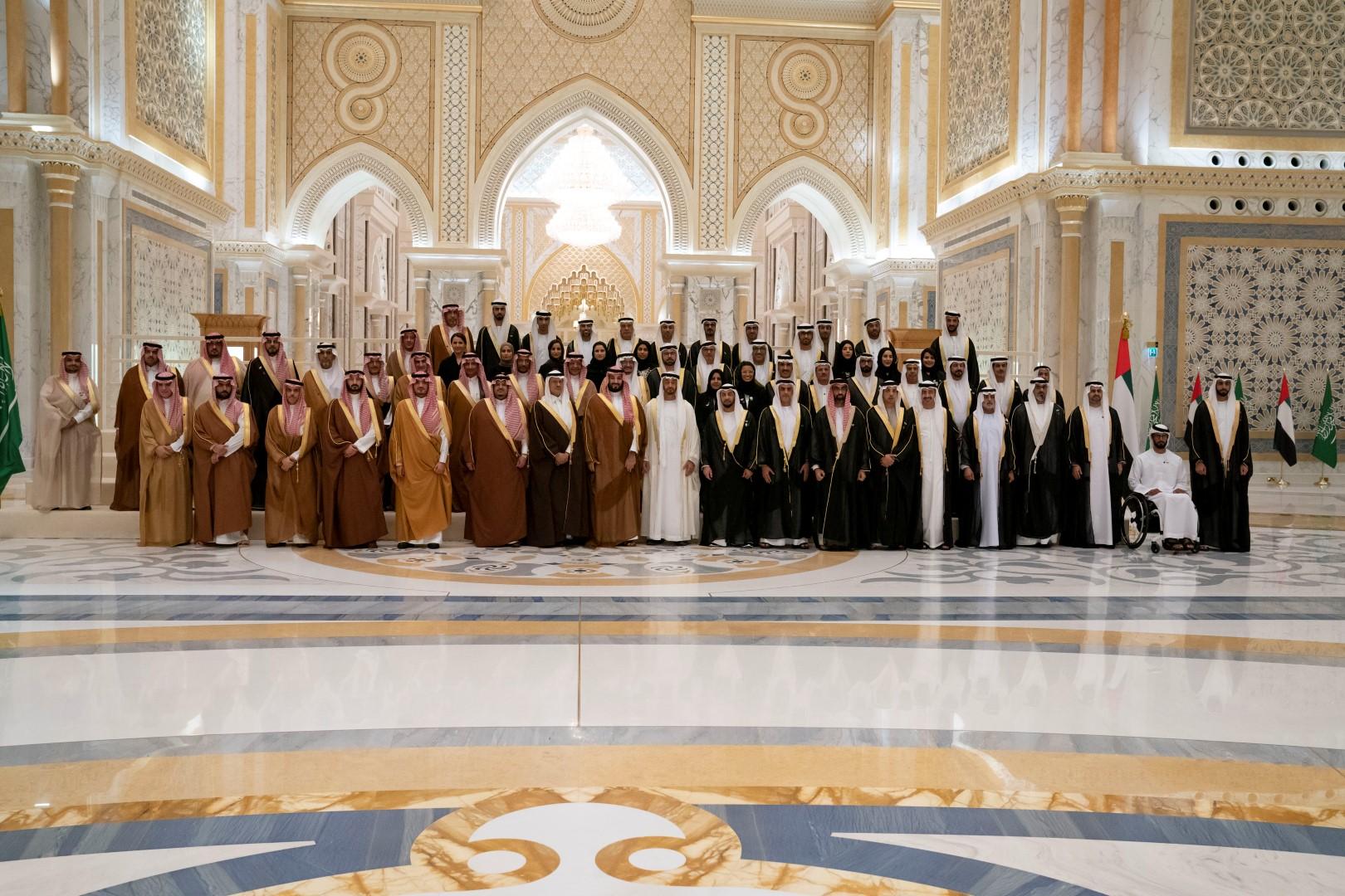 محمد بن زايد ومحمد بن سلمان يترأسان الاجتماع الثاني لمجلس التنسيق السعودي ــ الإماراتي