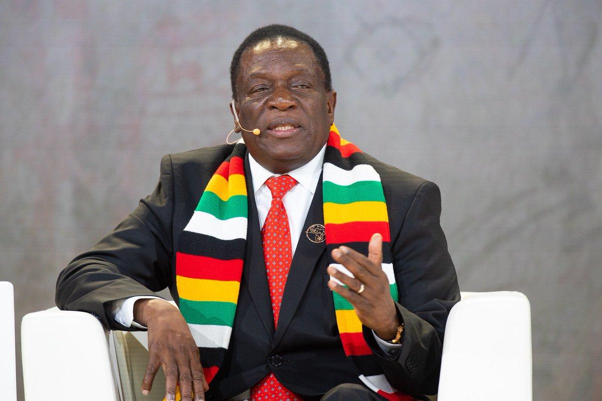 zimbabwe is open for business, says president mnangagwa 2