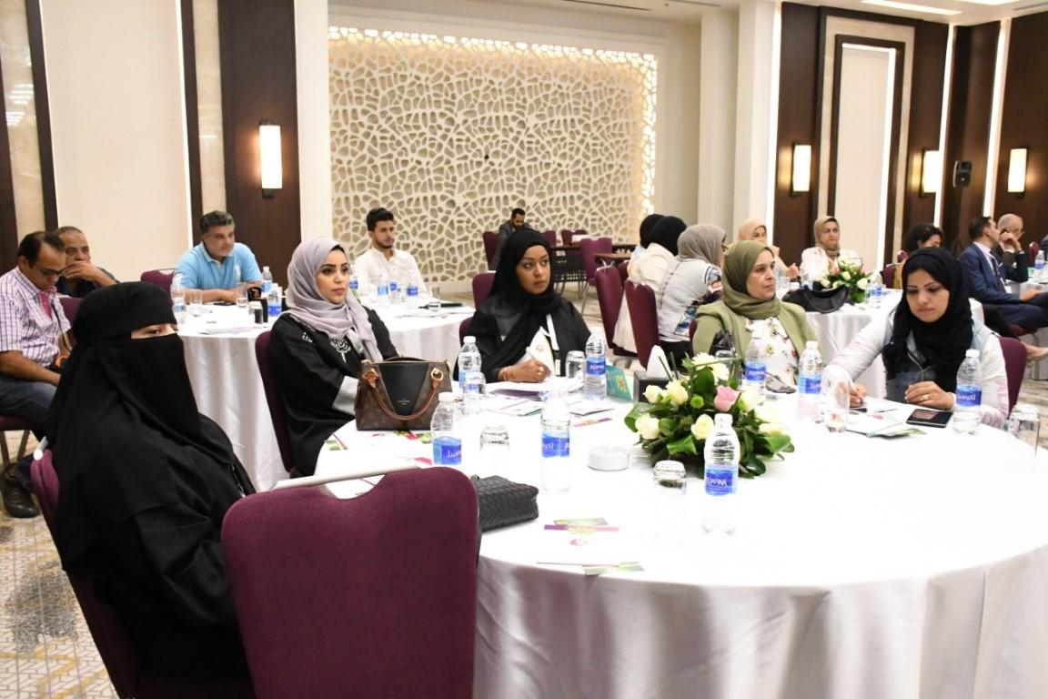 """""""سيدات اعمال عجمان"""" يشارك في المنتدى العربي للمرأة العاملة بالقاهرة"""