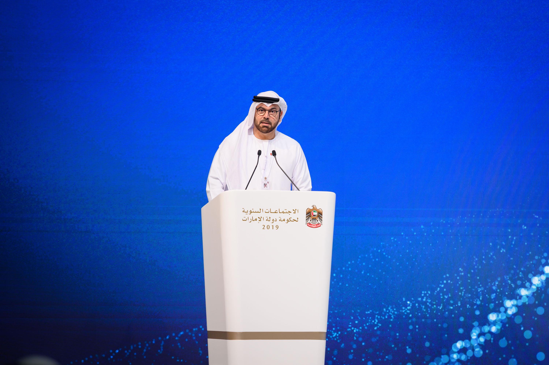 محمد القرقاوي: اجتماعات حكومة الإمارات ترسّخ تكامل العمل الحكومي