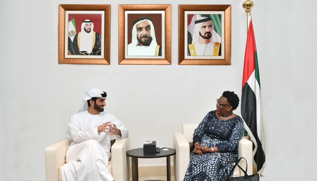 """وكيل وزارة الخارجية يلتقي مسؤولا في """"خارجية"""" ناميبيا"""